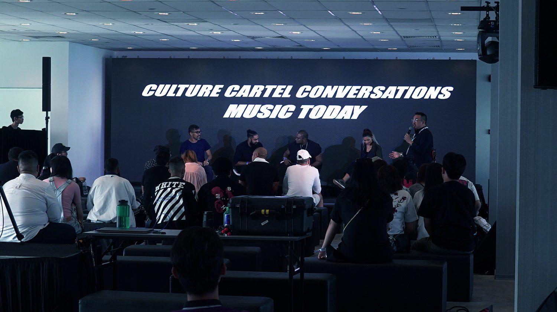 Culture Cartel Talkshow 1 by Neighbourlist
