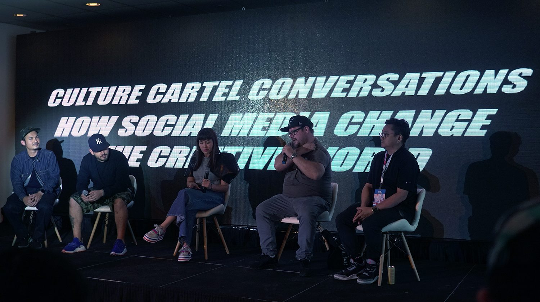 Culture Cartel Talkshow 2 by Neighbourlist