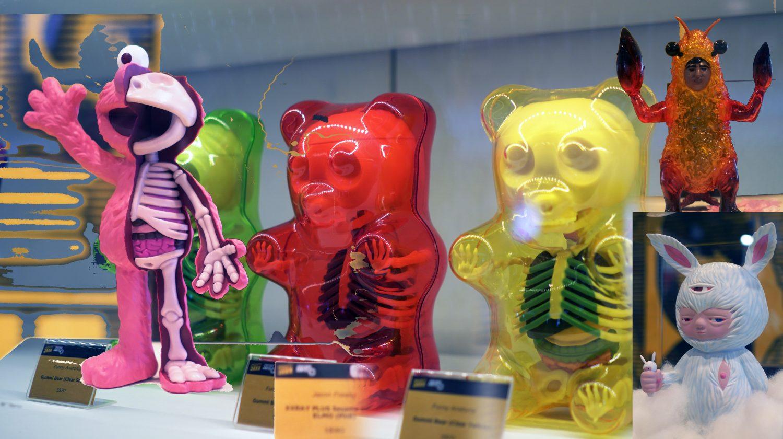 Culture Cartel Toys 2 by Neighbourlist