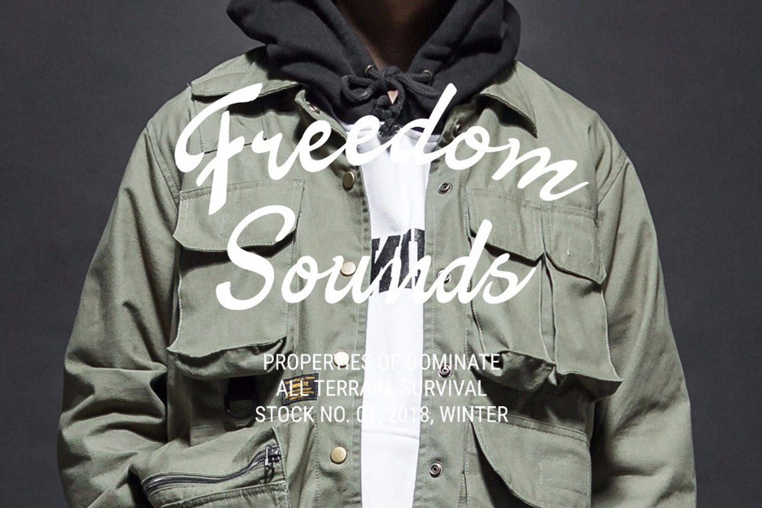DOMINATE AW 18 FREEDOM SOUND 3